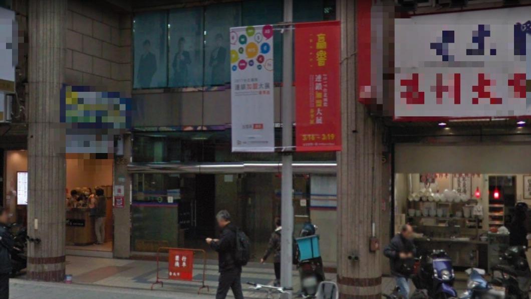圖/翻攝自Google Map 南京東路大樓發現失聯男 上吊數月成白骨無人知