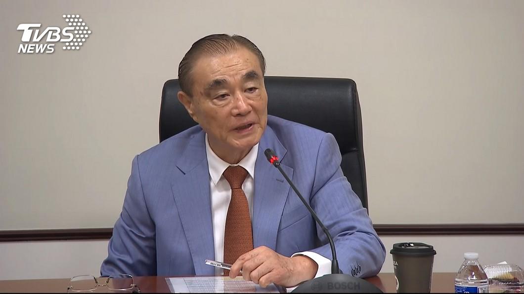 圖/TVBS 快訊/「大鵬」重出江湖 馮世寬確定接任退輔會