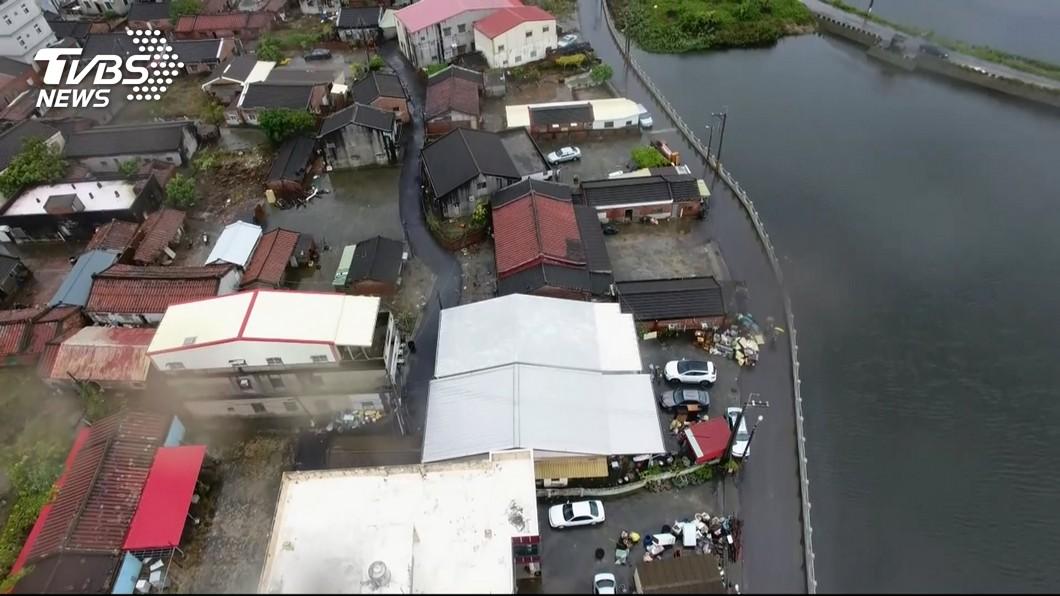 圖/TVBS 極端氣候釀災!「颱洪中心」卻遭裁 氣象專家搖頭
