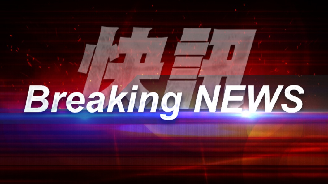 圖/TVBS 女子從15樓高墜地身亡 警拉封鎖線調查