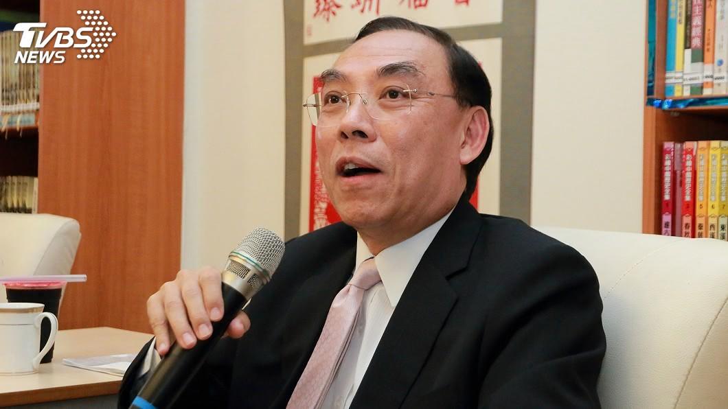 法務部長蔡清祥。圖/TVBS資料畫面