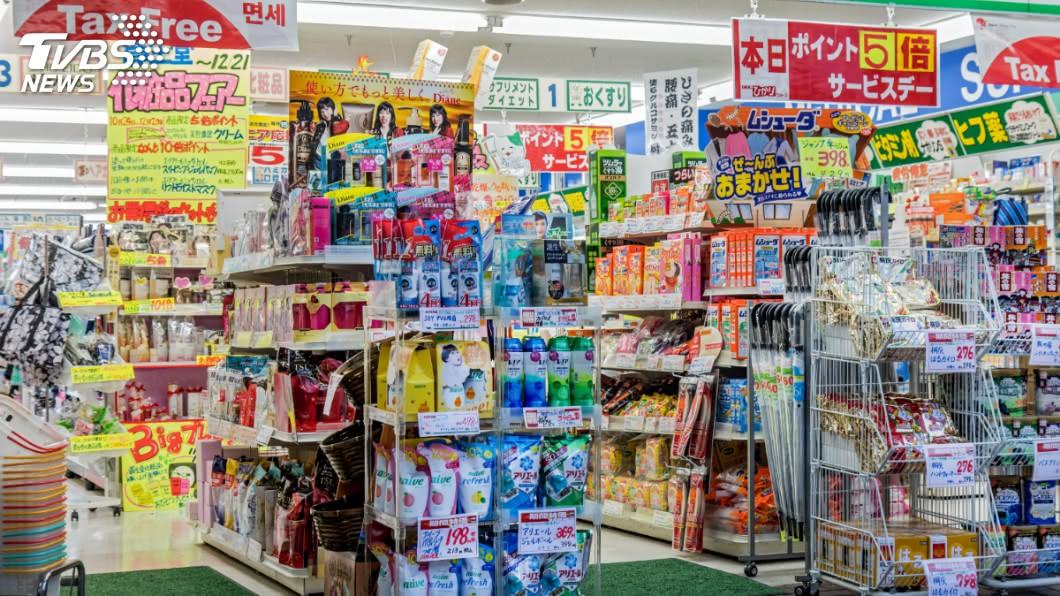 民眾到日本旅遊時常至藥妝店購買大量藥品。圖/TVBS 日本藥比較好?關於止痛藥成分 藥師這樣說