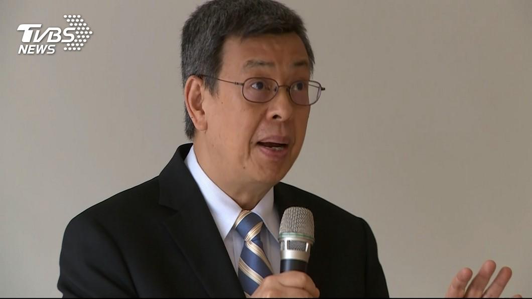 圖/TVBS 扁估選前台梵恐斷交 傳陳建仁將赴教廷固邦交