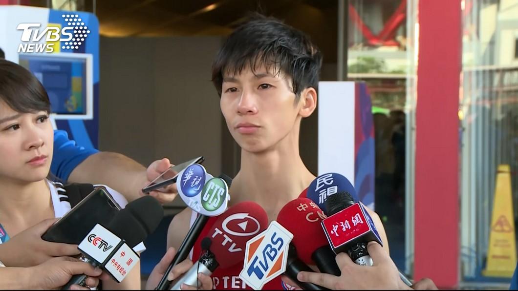 圖/TVBS 未獲裁判青睞 亞運拳擊林郁婷飲恨摘銅
