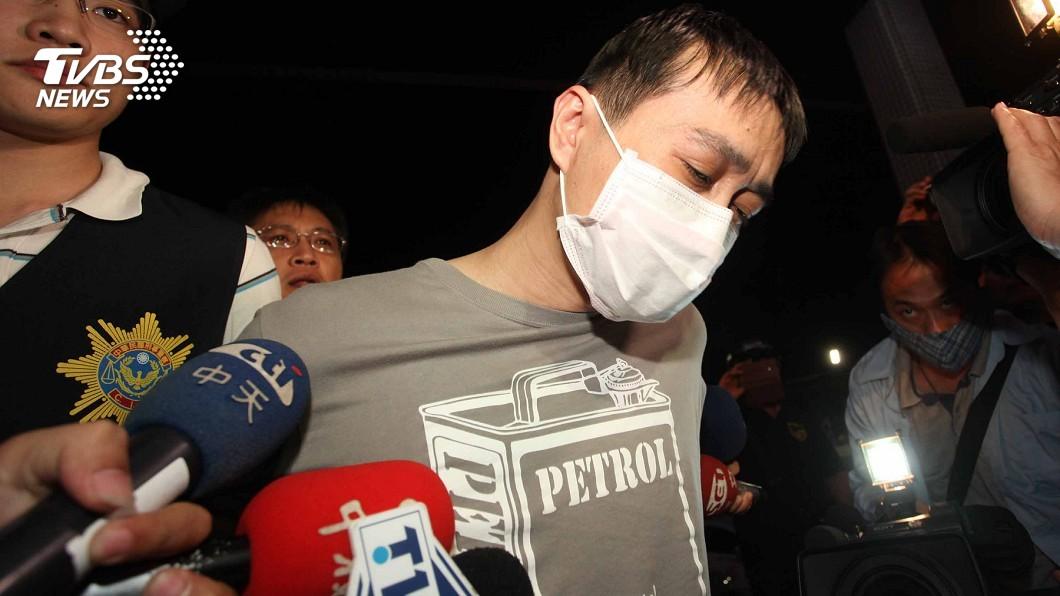 圖/TVBS 43死囚選中他!李宏基伏法 關鍵原因曝光「他夠新」
