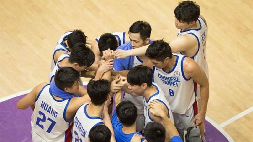 圖/翻攝自中華男籃臉書 男籃輸韓、女籃負日 亞運籃球都拿第四