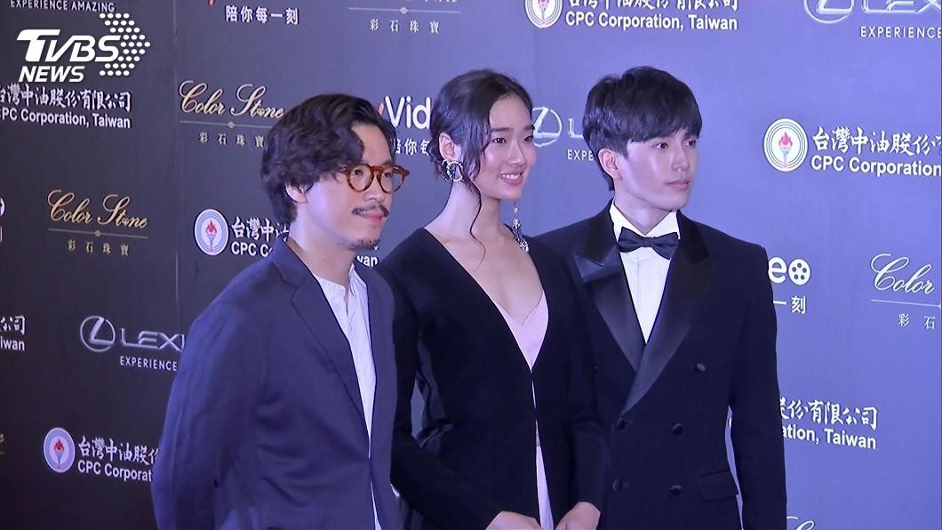 《模犯生》茱蒂蒙瓊查容蘇因奪得亞太影展最佳新人獎。圖/TVBS