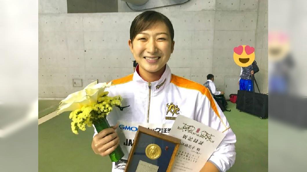 圖/翻攝自池江璃花子微博 日泳后池江攬6金2銀 成亞運首位女MVP