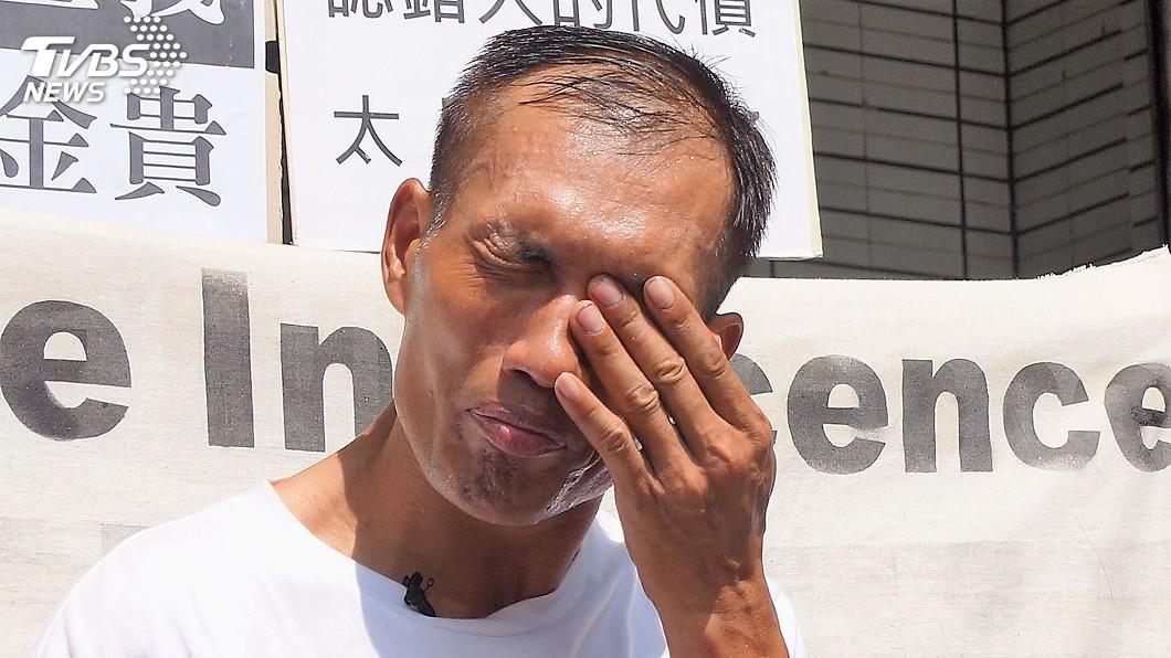 圖/中央社 林金貴涉殺人改判無罪 檢提上訴:關鍵照非原檔