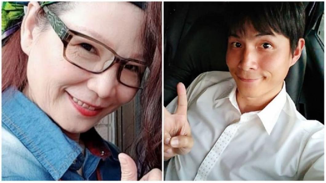 圖/翻攝自王馨怡、孫協志臉書 孫協志不回來!母「獨居過年」打給閨蜜崩潰大哭