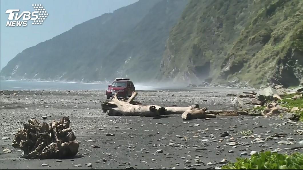 圖/TVBS 宜蘭海灘2天釀6死 縣府10天內擬管理辦法