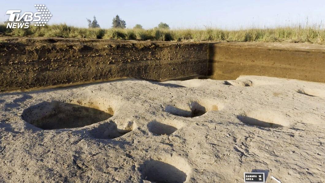 圖/達志影像美聯社 埃及發現新石器時代村莊 歷史比金字塔久遠