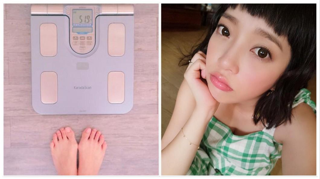 圖/翻攝自貝童彤臉書 「胖就罪該萬死?」懷孕吃速食被念 貝童彤崩潰飆罵