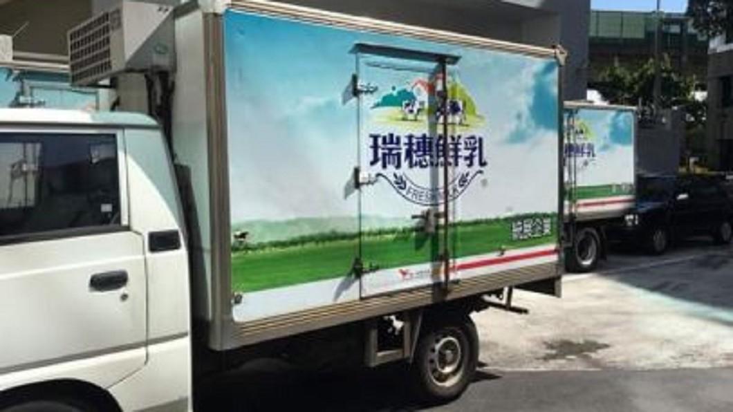 圖/翻攝汐止集團臉書 回家辦事貨車「被開走」 司機崩潰:鮮奶沒送完欸