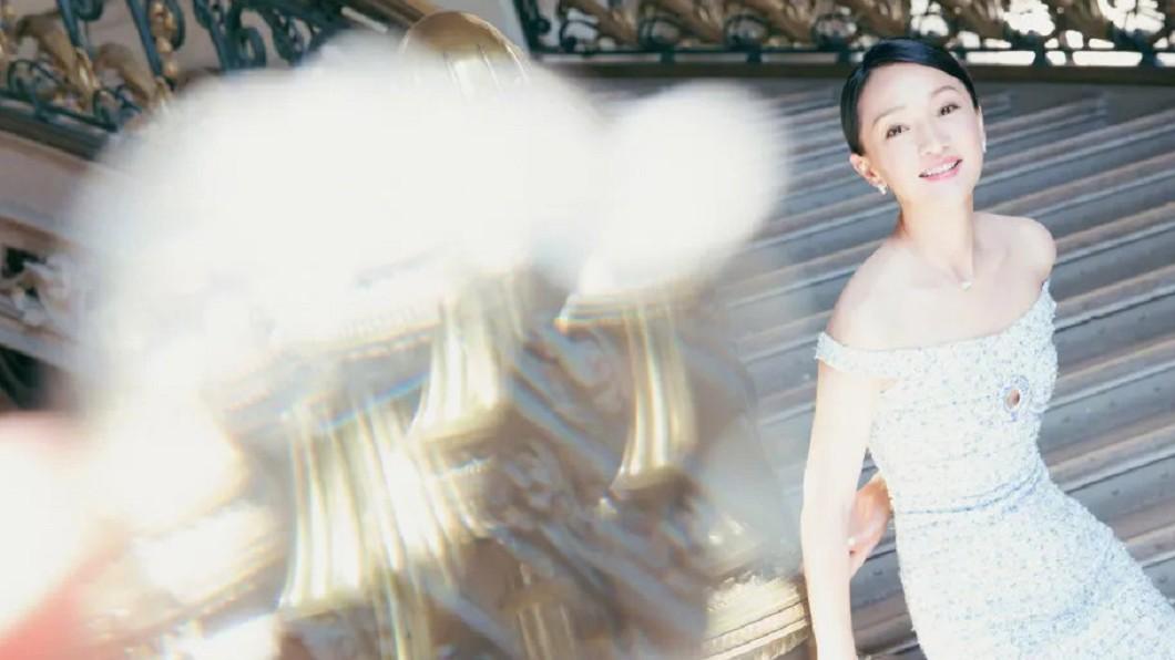 圖/翻攝自周迅微博 《如懿傳》逆齡演出少女 周迅靠這招維持曼妙身材