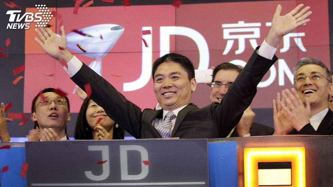 圖/達志影像美聯社 劉強東涉強暴已遂重罪 若遭起訴恐丟京東董座