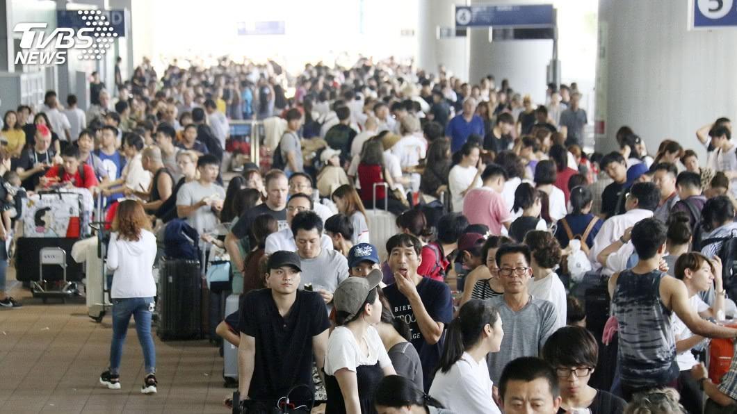 圖/達志影像路透社 關西復飛國際線未明 研究尋找替代機場