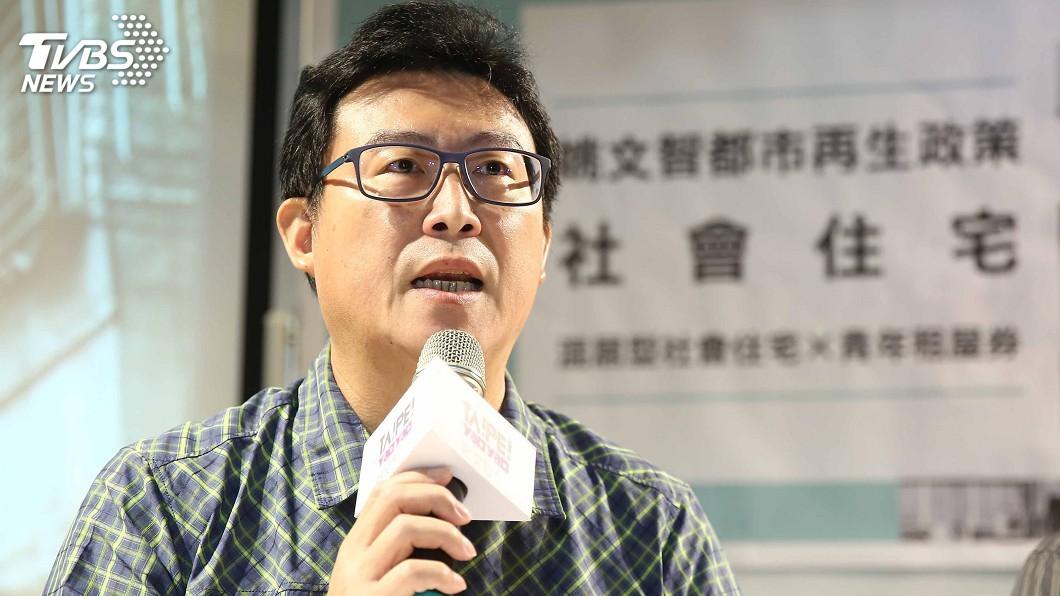 圖/TVBS資料畫面 謝長廷被罵翻 姚文智緩頰:大家被假新聞影響