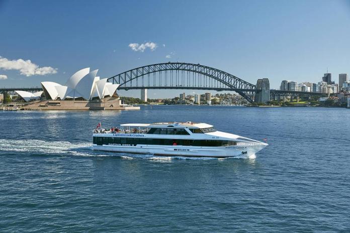 ▲雪梨遊船。(圖/Tripbaa趣吧!亞洲自由行專家)
