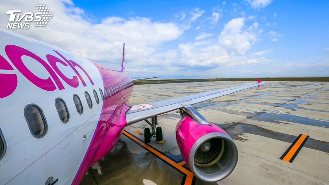 (示意圖/shutterstock 達志影像) 樂桃航空宣布復飛台日航班 睽違7個月重啟國際線
