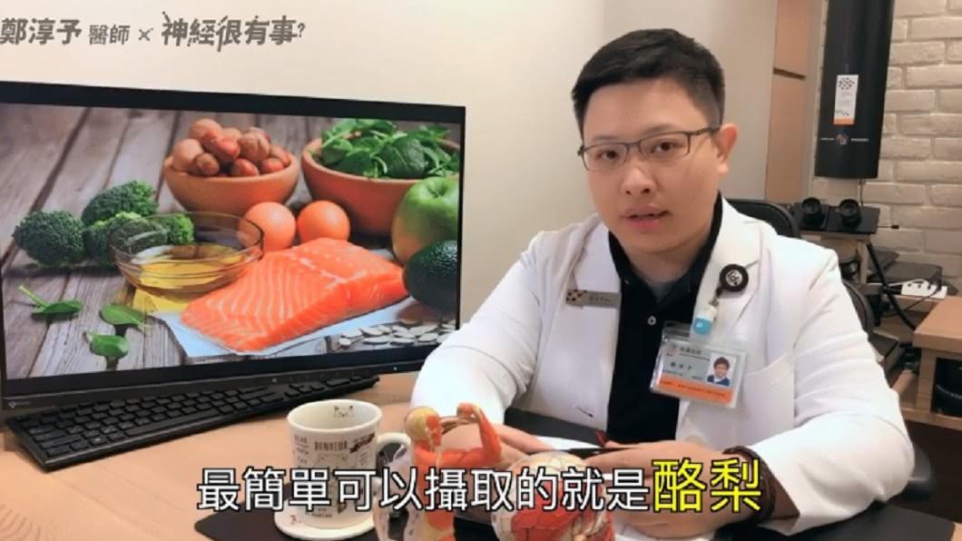 圖/「鄭淳予醫師。腦神經科學博士」授權提供
