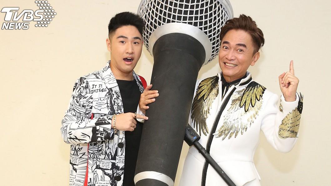 圖/華貴娛樂提供 「囂張是可以的!」 憲哥預告兒子明年攻小巨蛋開唱