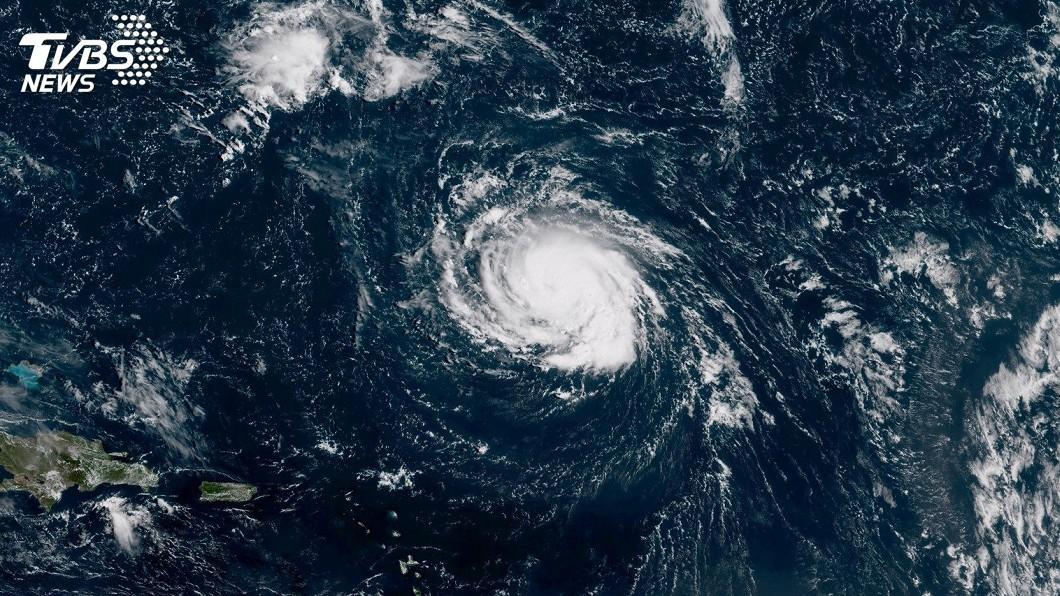 圖/達志影像路透社 佛羅倫斯進逼美東 恐增強成「極度危險」颶風