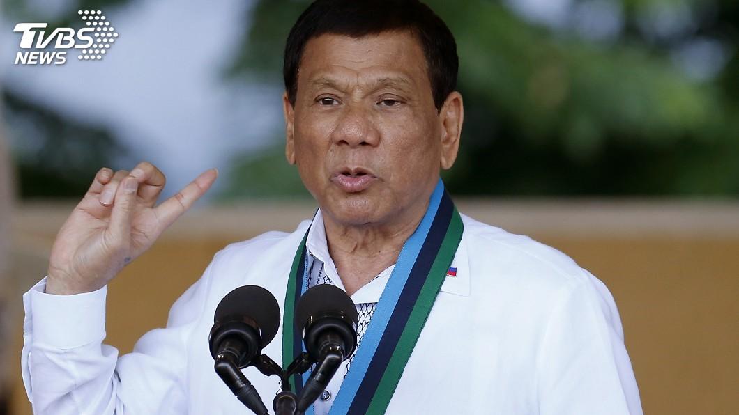 圖/達志影像美聯社 九年新高!菲律賓通膨6.4% 杜特蒂罵「他」