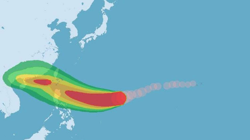 山竹狂襲 北馬里亞納群島總督籲宣布緊急狀態