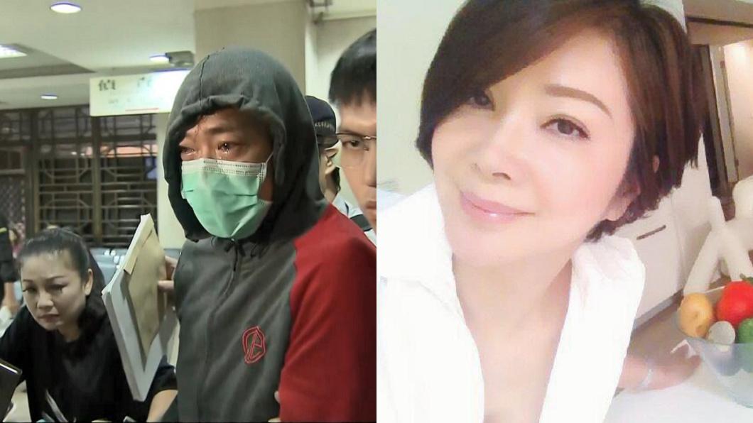 圖/TVBS(左)、翻攝自陳美鳳 Meifen Chen臉書(右)