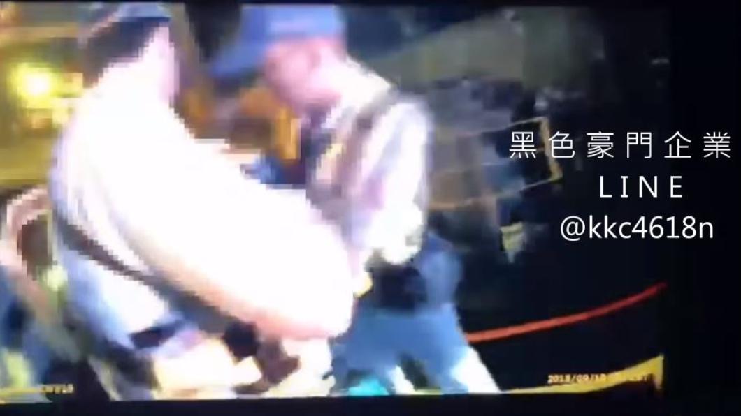 翻攝/黑色豪門企業影片