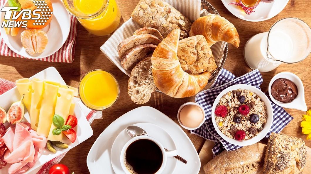 示意圖/TVBS 這幾種「早餐」越吃越累!整天恍神的元凶竟是它