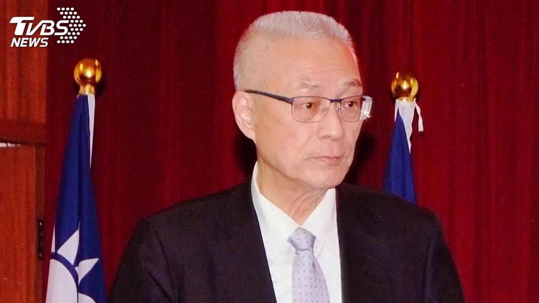 圖/中央社 王金平憂初選遭綠營操作 吳敦義:邀他當總督導