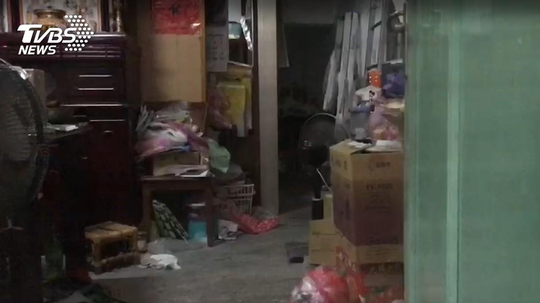 宜蘭東港57歲古姓男子坦承失手殺害母親,依殺害直系親屬罪送辦。(圖/TVBS)