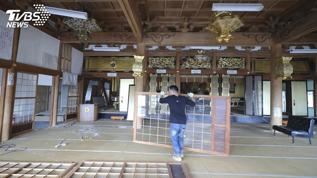圖/達志影像美聯社 旭川、美瑛超冷清 北海道震後觀光客不來