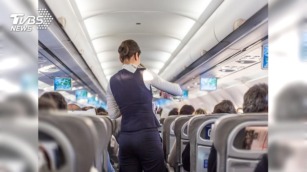 示意圖/TVBS 空姐實際薪資揭密! 網驚:沒想到「這家航空」領這麼多