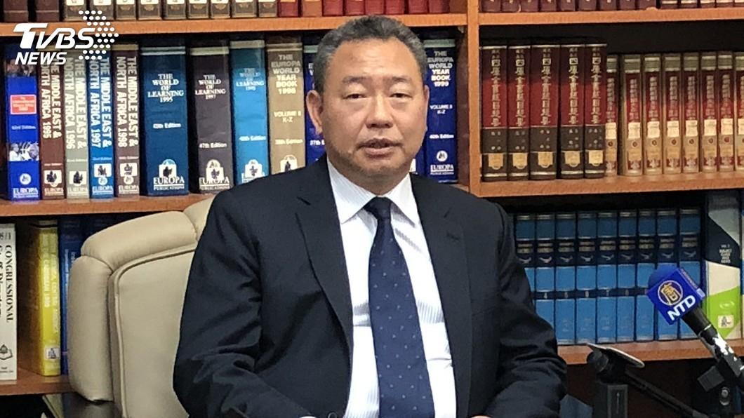 圖/中央社 助友邦海地建電網 外交部:近期動工