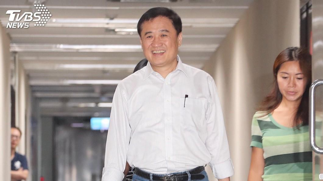 圖/中央社 陳景峻請辭北農董座 農委會:尊重董事會決定