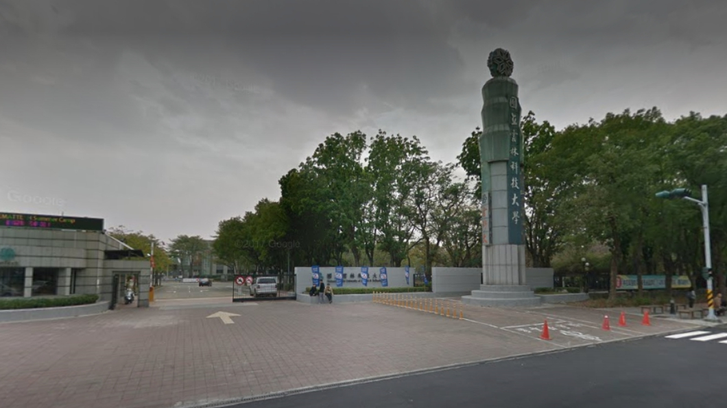 圖/翻攝自Google map 才跟爸媽吃完飯 雲科大女學生校園輕生
