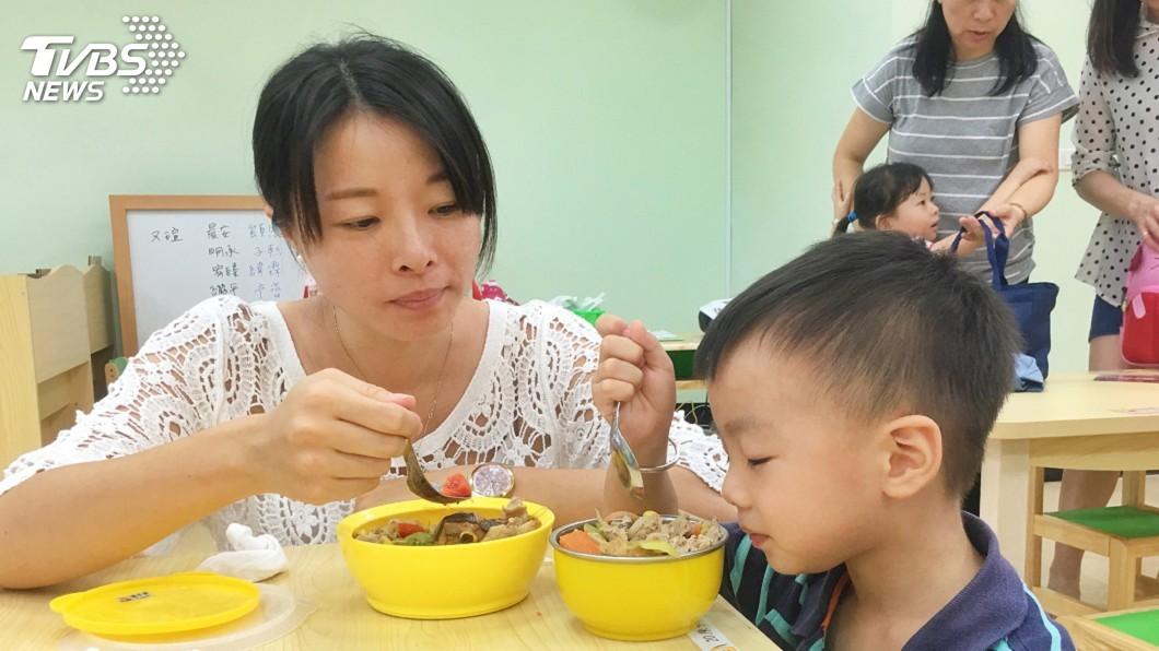 圖/中央社 滿足幼教需求 桃園將逐年增加非營利幼兒園