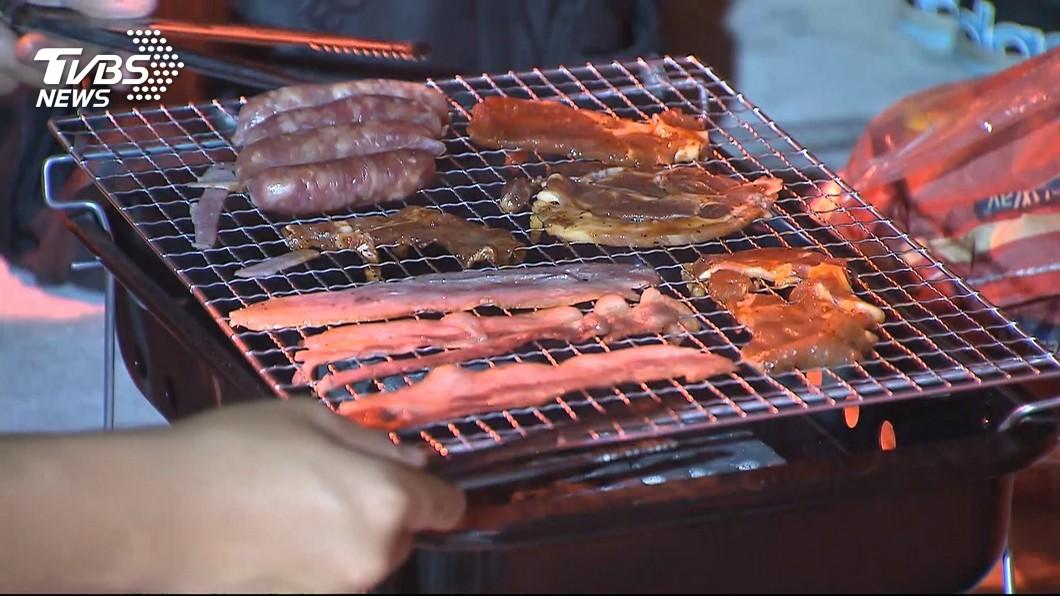 圖/TVBS資料畫面 連假烤肉何處去?今年開放這19處河濱公園