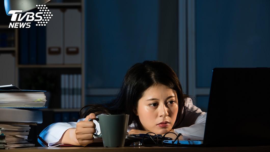 示意圖/TVBS 驚!女性長期「上夜班」患乳癌風險竟增高80%