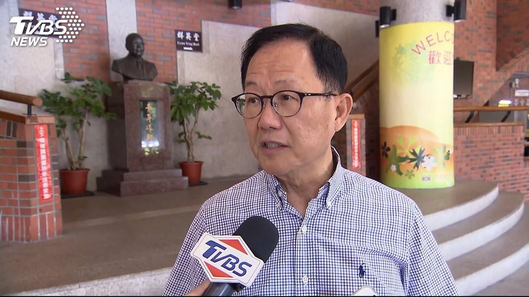 圖/TVBS 丁守中4度拚選舉 王金平:「可憐又可惜」要讓他如願