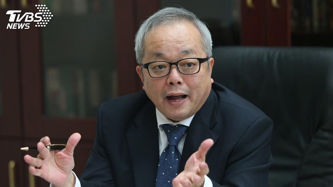 圖/中央社 台股跌破萬點 施俊吉:基本面很好不必驚慌