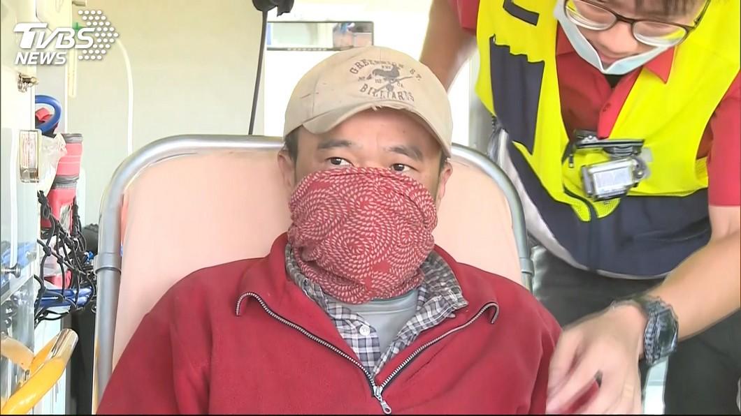 圖/TVBS 被求償200萬 落跑山友領退休金從台電退休