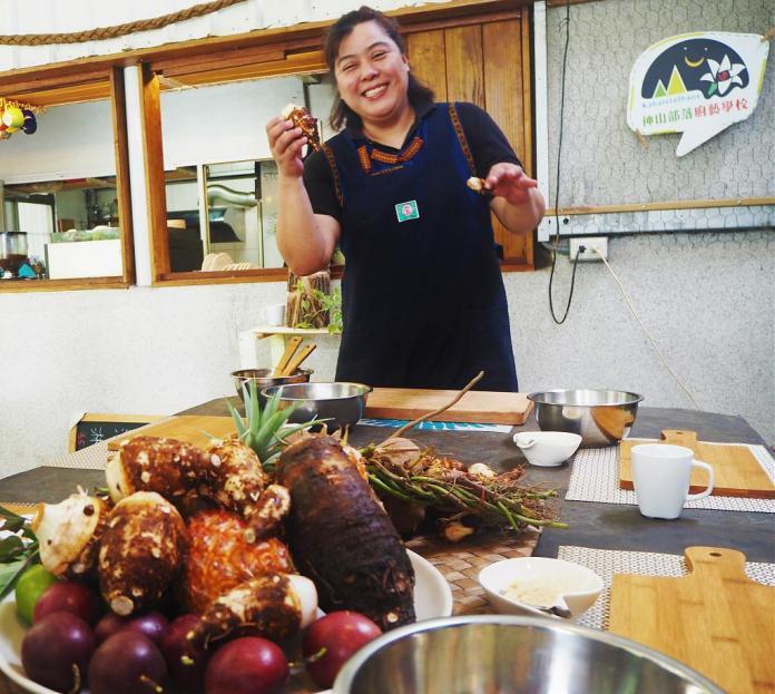 ▲家庭日推薦玩法-神山部落廚藝學校。(圖/Tripbaa趣吧!亞洲自由行專家)