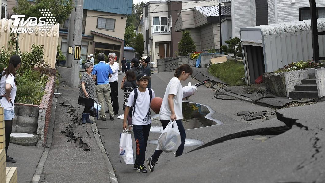 圖/達志影像美聯社 北海道災後重建家園 「這項神物」竟大賣!