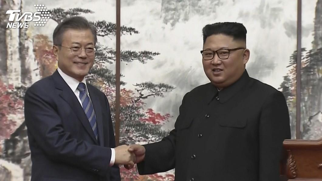圖/達志影像美聯社 金正恩若訪首爾 韓媒:時代象徵性事件