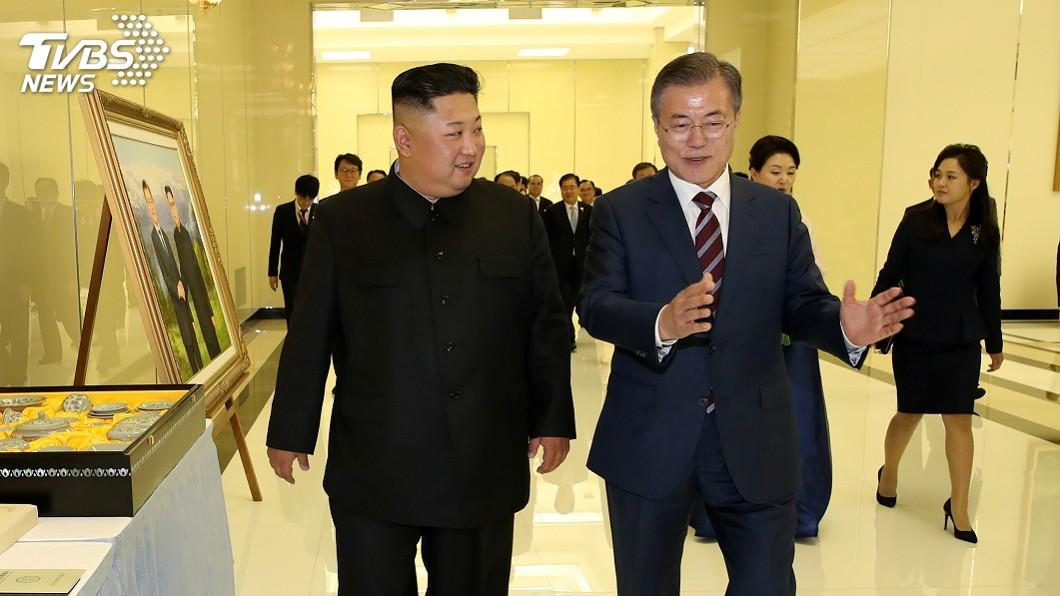 圖/達志影像路透社 9月平壤共同宣言 致力落實完全非核化
