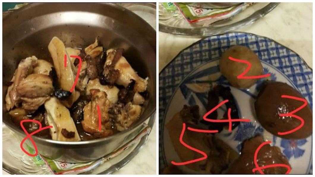 女網友分享自己夫家的暗黑料理,特別是從中元節持續至今的那鍋老滷汁,讓他餘悸猶存。(圖/翻攝自爆料公社臉書粉絲團) 滷肉從中元吃到中秋…吃不完滷汁還超黑 主婦:想毒死誰